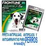 Cybermonday: Pipeta Antipulga Antipiojo Frontline Perro 40kg