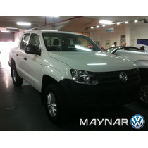 Volkswagen Amarok My16 Full - Financiada 0% Oportunidad! - E