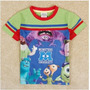 Monsters Inn Camisa 100% Cotton Importada Talla 5t