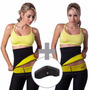 Faja Por 2 Cinturillas Hot Shapers L/xl+ Instant Training