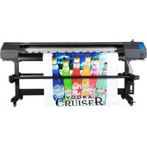 Plotter De Impressão Digital Eco Solvente 1,94m Cabeça Dx5