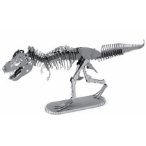 Rompecabezas Metalico 3d T-rex- Fascinations