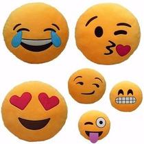 Almohadon Emoticon Whatsapp 28cm Ideal Souvenirs Divinos!!!!