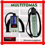 Multitoma Con Supresor De Picos 3m / 3264