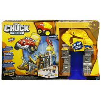 Parque Acrobacias Chuck And Friends Tonka Hasbro 3 Años O +