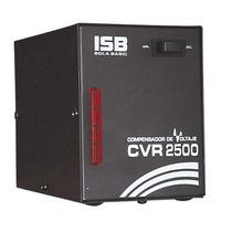 Compensador De Voltaje Isb 2500 Va 1500w Sola Basic +c+