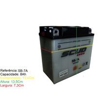 Bateria Sb-7a Suzuki Katana 125 / Yes 125 - 2511