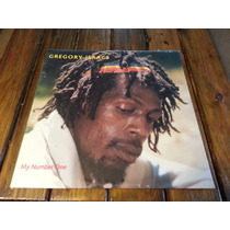Lp Gregory Isaacs - My Number One Importado Novo R$ 300,00