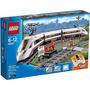 Lego 60051 Tren De Pasajeros City, Control Remoto