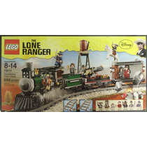 Lego Disney 79111 Tren The Lone Ranger Constitution