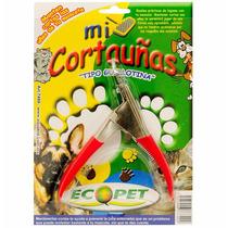 Corta Uñas Perro Gato Guillotina Fácil De Cortar 7499