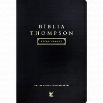 Bíblia De Estudo Thompson 17 X 25 Letra Grande Frete Grátis