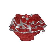 Pantaleta Cubre Pañal Decorado Para Bebe Niñas Y Niños