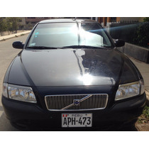 Volvo S80t6 2000 Full Equipo