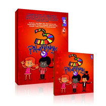 Box Dvd + Cd 3 Palavrinhas - Vol 2 (original)