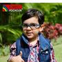Monturas Flexibles De Goma Para Niños Pocholin