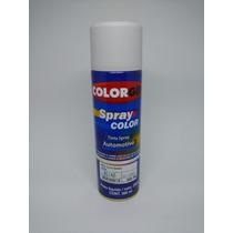 Tinta Spray Automotiva Colorgin Branco Geada Brilhante 300ml