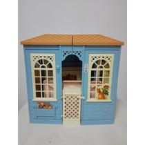 Casa Barbie Matel Original De Coleccion Con Sonido