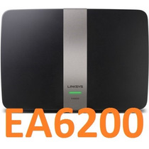 Router Smart Wifi Linksys Ea6200 Dualband Ac1200 Usb3 Oferta