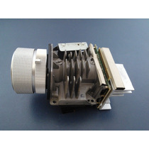 Bloco Optico (sem Dmd) + Lente Objetiva Projetor Benq Mp612