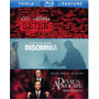 Blu-ray Seven + Insomnia + Abogado Del Diablo / 3 Films