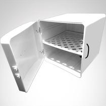 Caja Delivery Reparto 50x41x41 C/ Reflectivo + Estante Fas