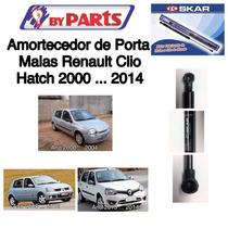 Amortecedor De Porta Mala Renault Clio Hatch 2000 Até 2014