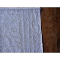 Visillos Cortinas Gasa Hindu Importada Son 9 Visillos Blanco