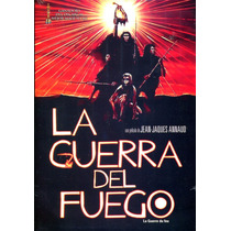 Dvd La Guerra Del Fuego ( Quest For Fire ) 1981 - Jean Jacqu