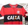 Camisa Infantil Flamengo - Tamanho 12 14