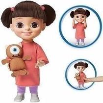 Boneca Boo Com Mecanismo Monstros S/a Original - Sunny