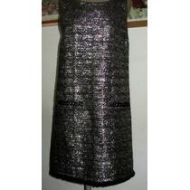 Vestido Metalizado - Medium - Marca Awada