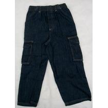Calça Jeans Masculina Garanimals - Tam. 5t/5 Anos Importada