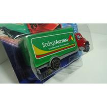 Camión International Bodega Aurrera