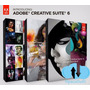Adobe Cs6 Master Collection (photoshop,ilustrator Y Mas)