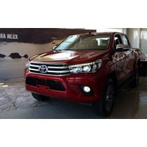 Toyota Hilux Srx 4x4 Anticipo+ Financiación Tasa 8% Anual