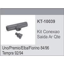 Kit Conexao Ar Quente Fiat Uno /96 - Tempra 92/94