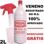 Veneno Inseticida Barata Formiga Pulga Carrapato Mosquito 2l