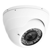 Camara Seguridad Domo Cmos 1000 Tvl 24 Led 3.6 Mm