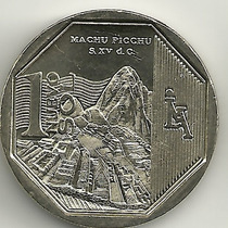 1 Nuevo Sol - Machu Picchu - 2011