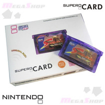 Supercard Micro Sd Gba Sp Micro Nds & Nds Lit Grátis Adaptad