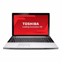 Notebook Toshiba Core I5 4gb 750gb Hdmi Led Usb 3.0 W8.1