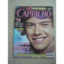 Revista Capricho One Direction Lady Gaga Justin Bieber