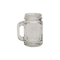 Vasos Para Shots En Forma Frascos Mason Jars 4 Piezas Nuevos