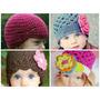 Bellos Gorros Tejidas A Crochet Para Bebes Niña Adolescentes