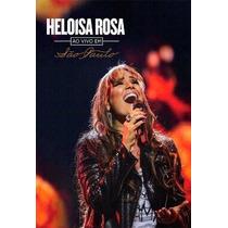 Heloísa Rosa - Dvd Ao Vivo Em São Paulo - Original