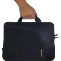 Capa Case Para Notebook Com Ziper, De 8,9 Até 17,3 Polegadas