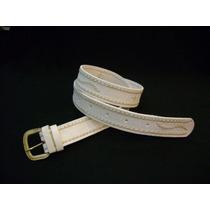Cinturones Cuero Crudo!!! Varios Colores