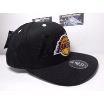 Gorra Adidas Lakers Oficial Nba Autentica Unitalla