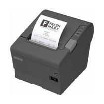 Miniprinter Tm-t88v-834 Epson Termica Negra Paralela +c+